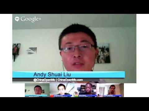 China Open Mic Hangout - Chinese Miners in Ghana