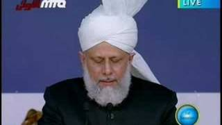 Khilafat Centenary Jalsa Salana UK - Opening Address - 4/6