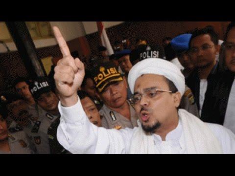 Sinyal Kuat Habib Rizieq jadi Tersangka - YouTube