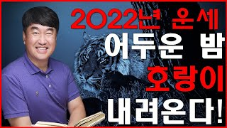 2022년 호랑이해 대박 나는 띠는 어떤 띠? 어둠이 내리고 호랑이 나타난다. 호랑이에게 물려가도 정신만 차…