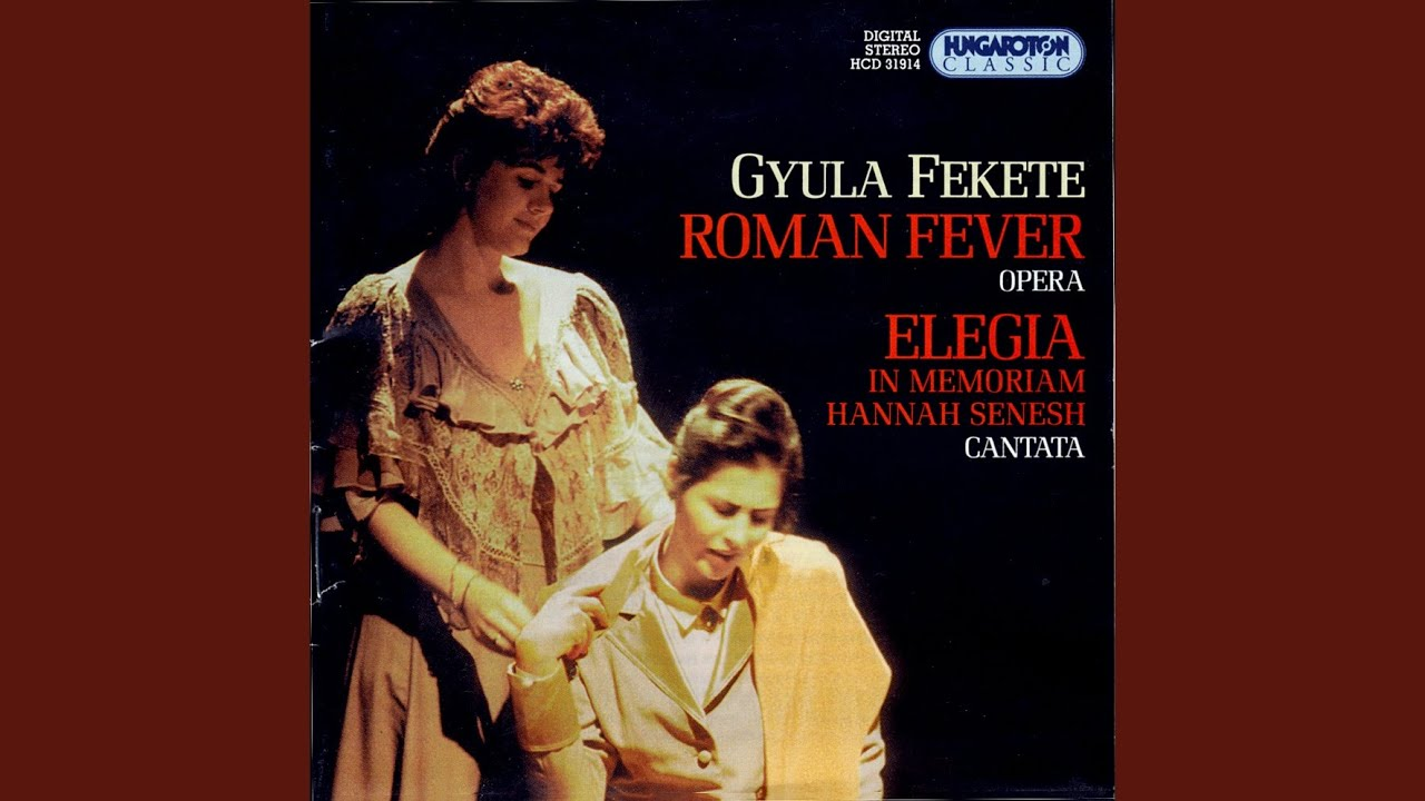 roman fever thesis Roman fever essay - roman fever roman fever is an outstanding example of edith wharton's theme to express the subtle nuances of formal upper class society that cause change underneath the pretense of stability.