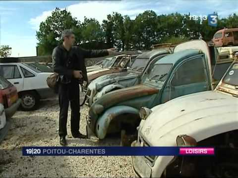 citroen 2cv paves france 3 youtube