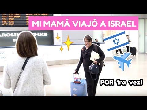 NO DEJAN ENTRAR A MI MAMÁ A ISRAEL (4 HORAS)