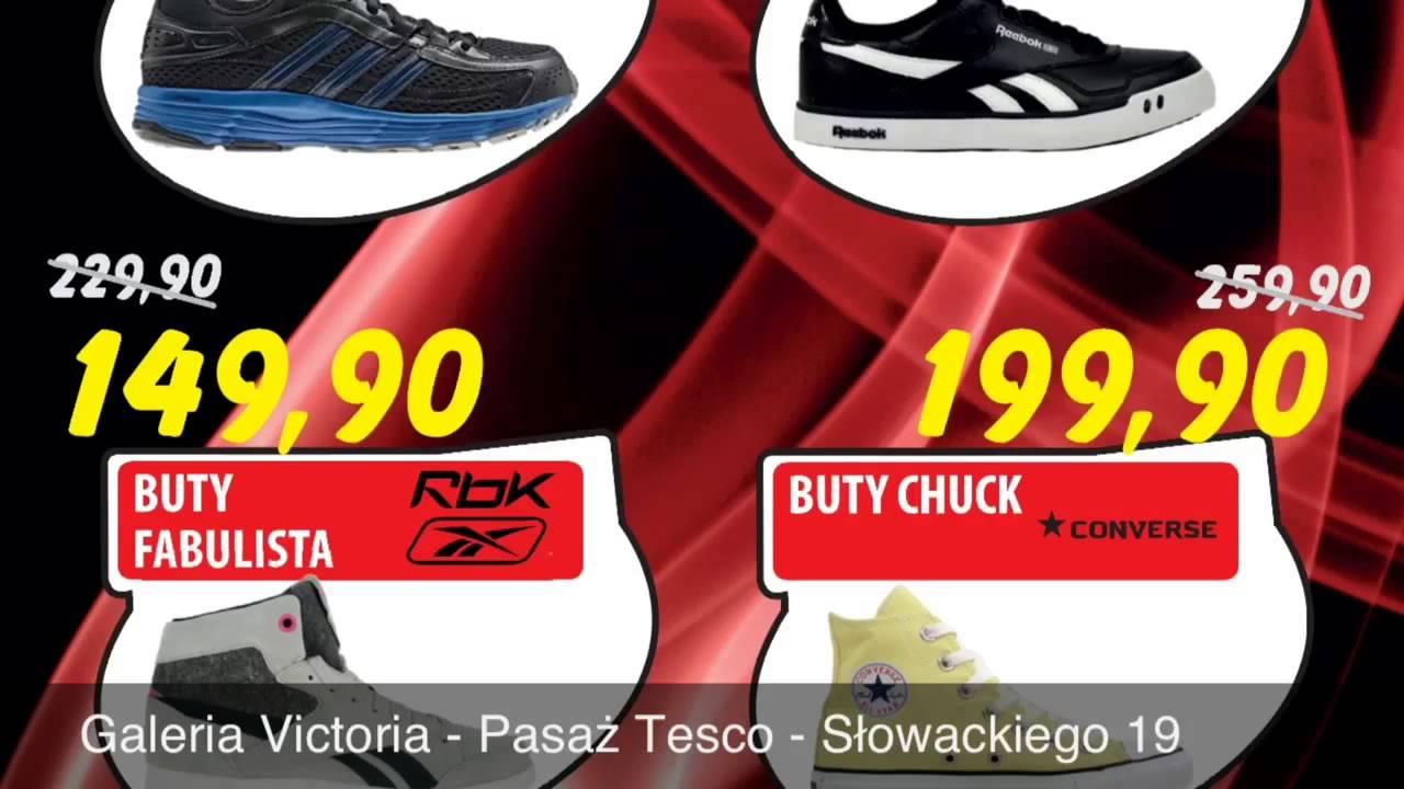 fa3897de293fa Sporting Wałbrzych - gazetka promocyjna (sierpień). - YouTube