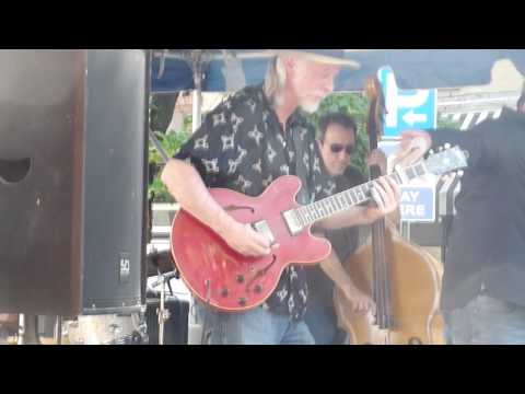 country boy by Mikey Junior Band @ Fed Hill's Jazz & Blues Festival