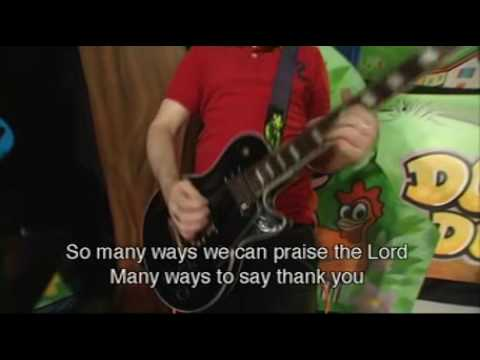 So Many Ways We Can Praise The Lord With Lyrics
