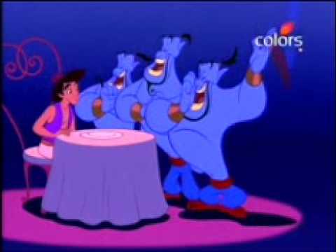 aladin jini entrance hindi song