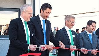 New ARBURG Technology Center in Portugal