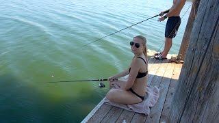 Особенности Рыбалки на Американских Озерах. Залог Успеха. Готовим на Гриле