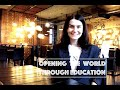 Impact investment  | opening the world through education mean to me? |
