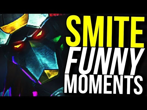 SUSANO IS STUPIDLY OP! (Smite Funny Moments)