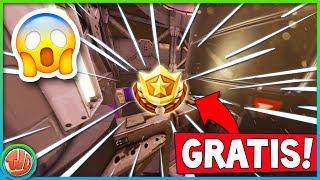 *GRATIS* WEEK 4 TIER GEVONDEN & EXTREME GLITCH! - Fortnite: Battle Royale