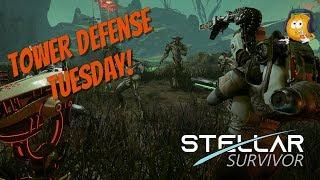 Tower Defense Tuesday! Stellar Survivor! FPS Defense!