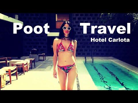 Hotel Carlota, a beautiful boutique hotel in Mexico City
