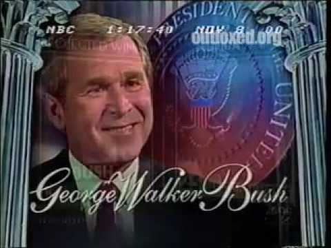 Outfoxed   Fox News calls 2000 election early for Bush