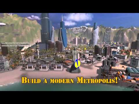 Tropico 4 Breaks into Modern Times With Oddly-Shaped Buildings