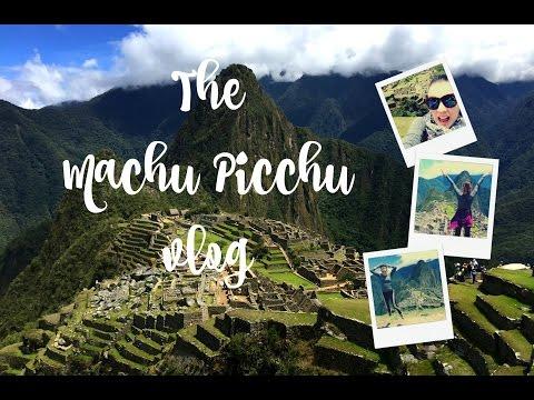 The Machu Picchu Vlog | Peru | Tink Jayne Adventures
