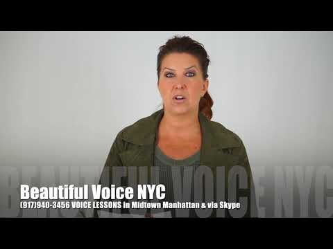 Voice Coach, Singing Lessons, Voice Teacher, Vocal Coach, Manhattan, New York City