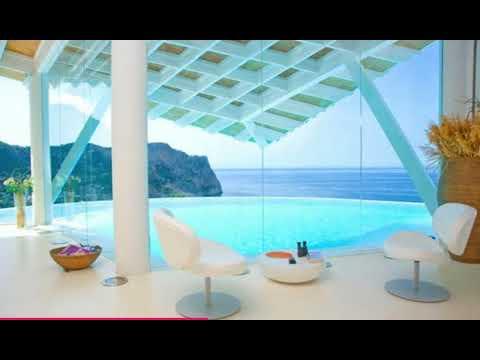 Original Seagull-Inspired Holiday Villa Design in Palma de Mallorca