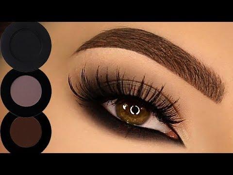 Neutral Smokey Eyes For Beginners! | Melissa Samways