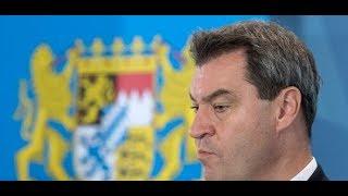 WAHL IN BAYERN: Der verbissene Kampf des Markus Söder um die Macht