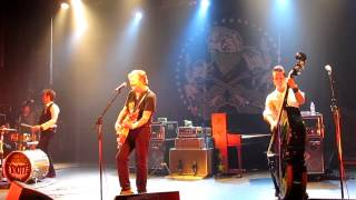 "Brian Setzer ""Stray Cat Strut"" LIVE 28th March 2012"