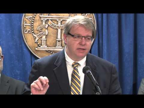Senate Democratic Caucus 2013 Legislative Agenda