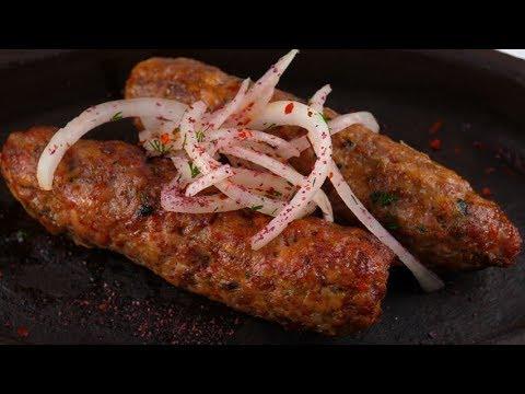Как приготовить в духовке люля кебаб