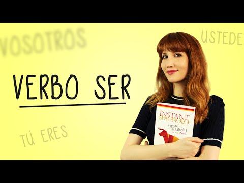 Instant spagnolo verbo ser