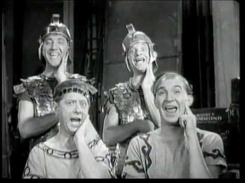 'THE SINGING KID' 1936 -The Yacht Club Boys - 'My, how this country's changed'