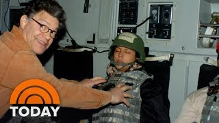 Senator Al Franken Apologizes For Kissing And Groping Woman Without Consent | TODAY