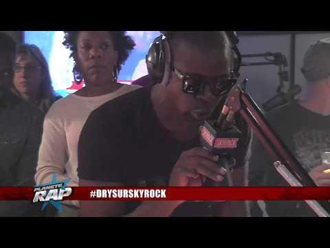 Dry - Live dans Planète Rap sur Skyrock