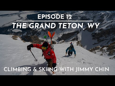 Jimmy Chin Guides Cody Townsend on a Little 7,000-Foot Climb and Ski