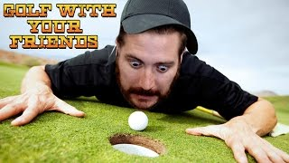 GET IN THE HOLE - Golf With Your Friends Gameplay