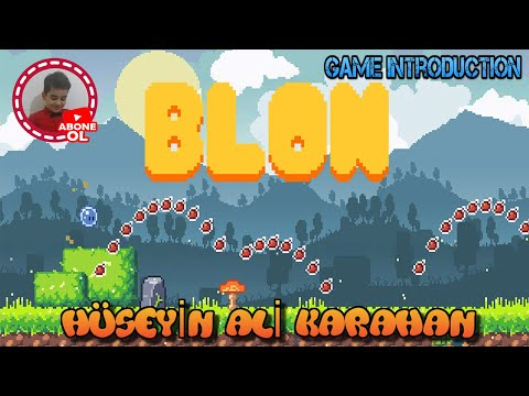 Blon Game Introduction / Blon Oyun Tanıtımı |