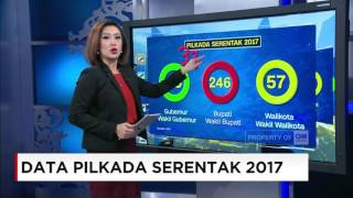 Data Pilkada Serentak 2017