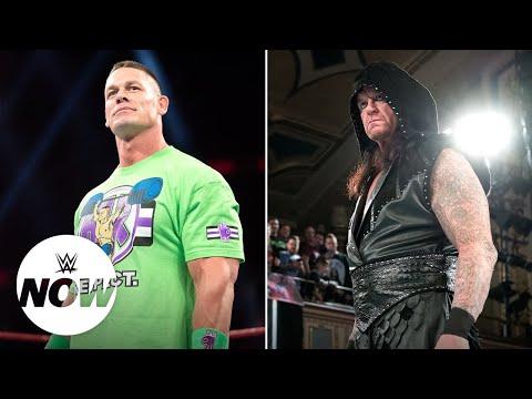 John Cena makes one final plea to The Undertaker: WWE Now