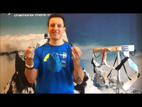 Choucas Light Klettergurt : Blue ice choucas klettergurt kaufen bergzeit