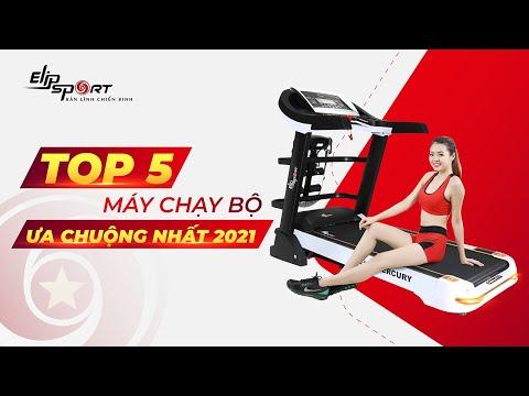 Top 5 máy chạy bộ được ưa chuộng nhất năm 2021 - Máy tập chạy bộ gia đình tốt nhất || Elipsport.vn