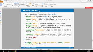 FCAD-UNER - IDW - HTML: Primeros pasos (2)