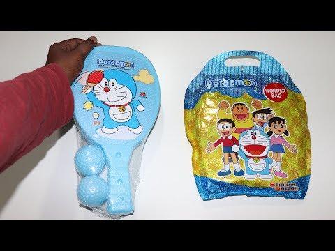Doraemon Racket Toy Doraemon Wonder Bag – Chatpat Toy Tv