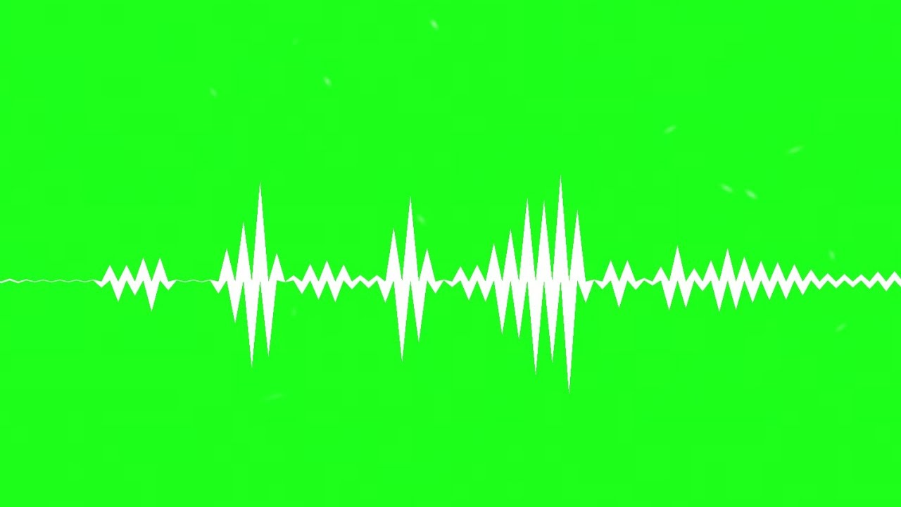 Download Green screen audio spectrum visualizer 2019