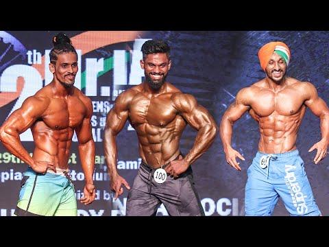 Mr India 2019 Men's Physique Winner Kalai Selvan