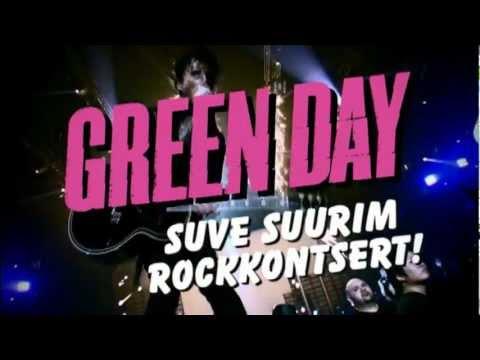 GREEN DAY / TALLINN, ESTONIA, 25.06.2013