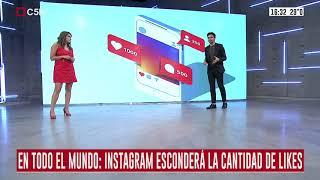 """""""Cepo al like"""": instagram esconderá los """"me gusta"""""""