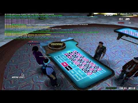 Как играть в казино в сампе