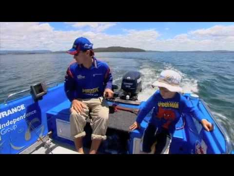 Escape Fishing With ET, Yellowtail Kingfish Aquaculture, Series 10 Clip