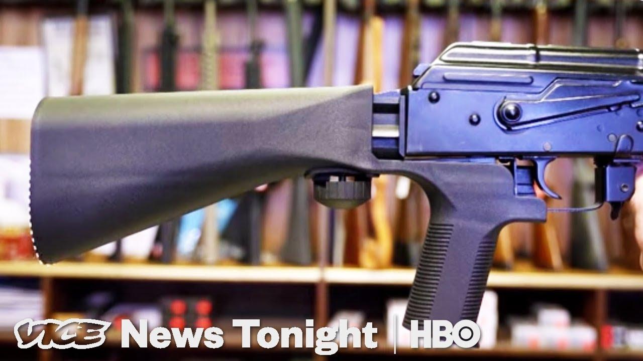 Bump Stock Ban & Dodging Mueller: VICE News Tonight Full Episode (HBO)