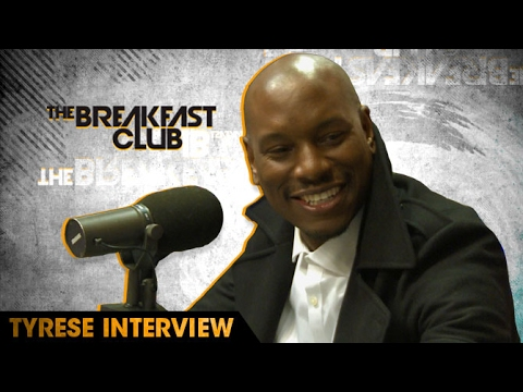 Tyrese Talks His Controversial Scene on 'Star', Ghost Writer