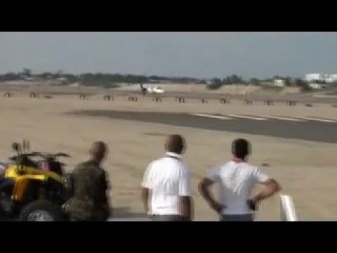 DAVID SHULMAN 'S VISIT TO KUWAIT PART 2 .KUWAIT JET TEAM.